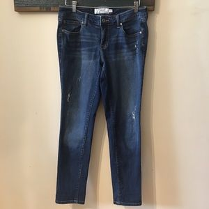 Torrid Distressed Boyfriend Jeans Size 10R